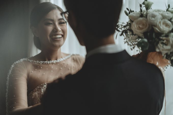 Angga & Ratna Wedding Day by Chroma Pictures - 041