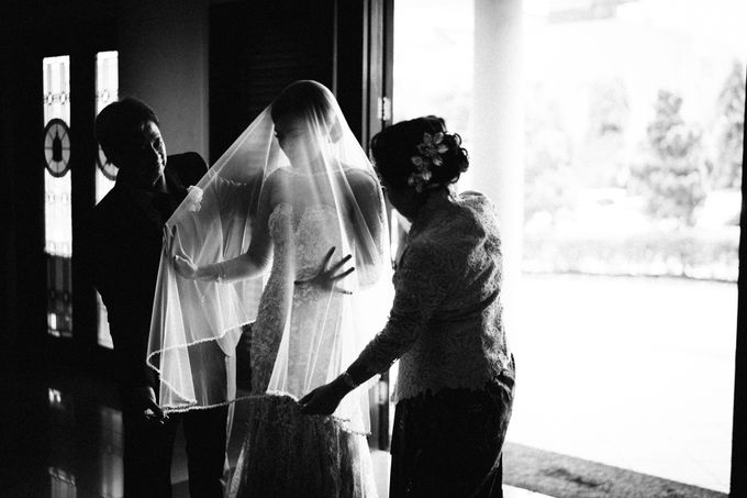 Angga & Ratna Wedding Day by Chroma Pictures - 042