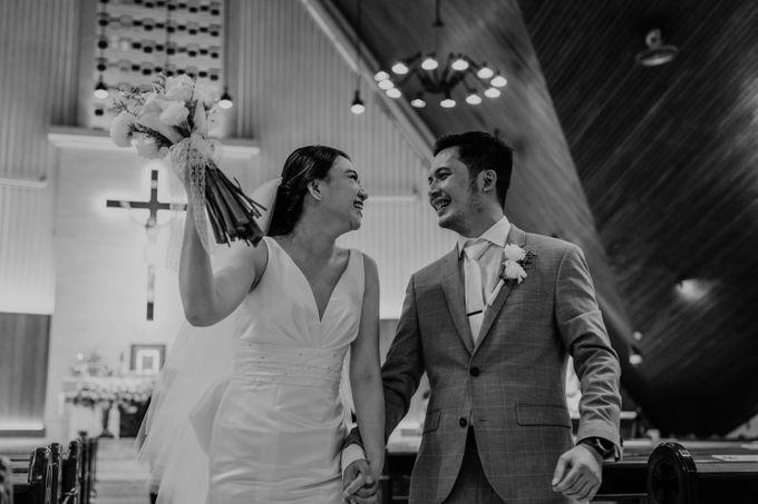 Vera & Dion Wedding Ceremony by AKSA Creative - 012