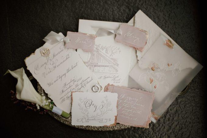 Vera & Dion Wedding Ceremony by AKSA Creative - 001