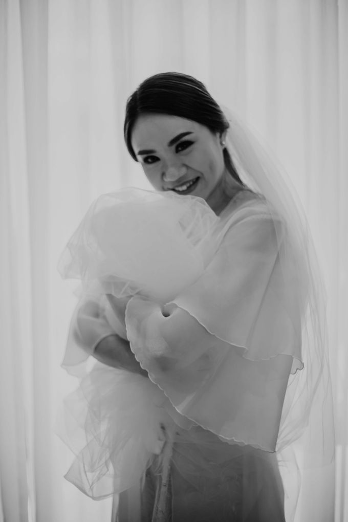 Vera & Dion Wedding Ceremony by AKSA Creative - 003
