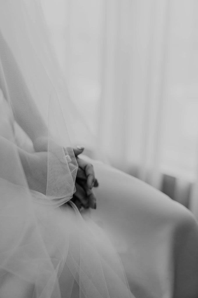 Vera & Dion Wedding Ceremony by AKSA Creative - 006