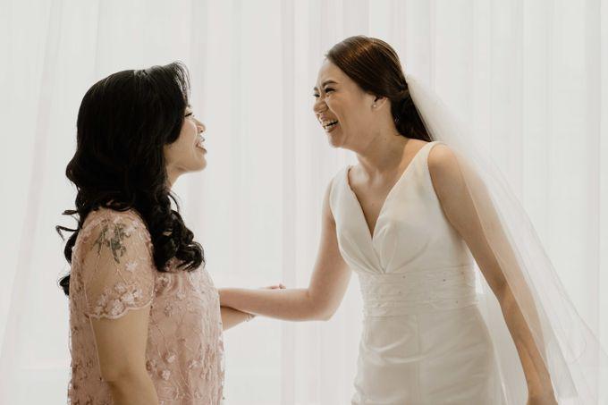 Vera & Dion Wedding Ceremony by AKSA Creative - 005