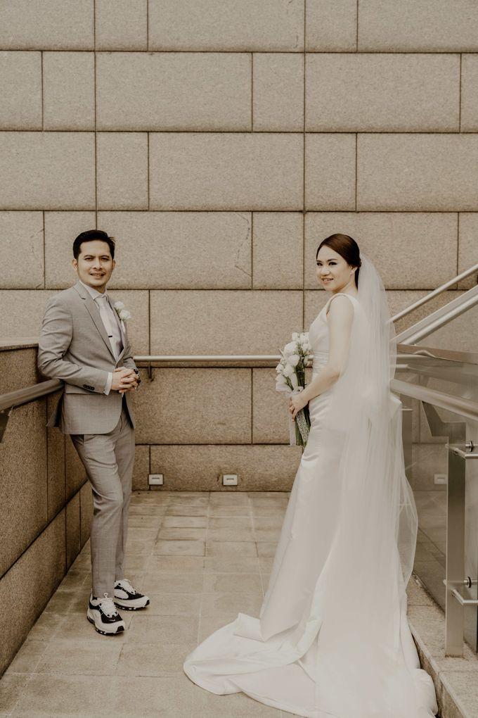 Vera & Dion Wedding Ceremony by AKSA Creative - 010