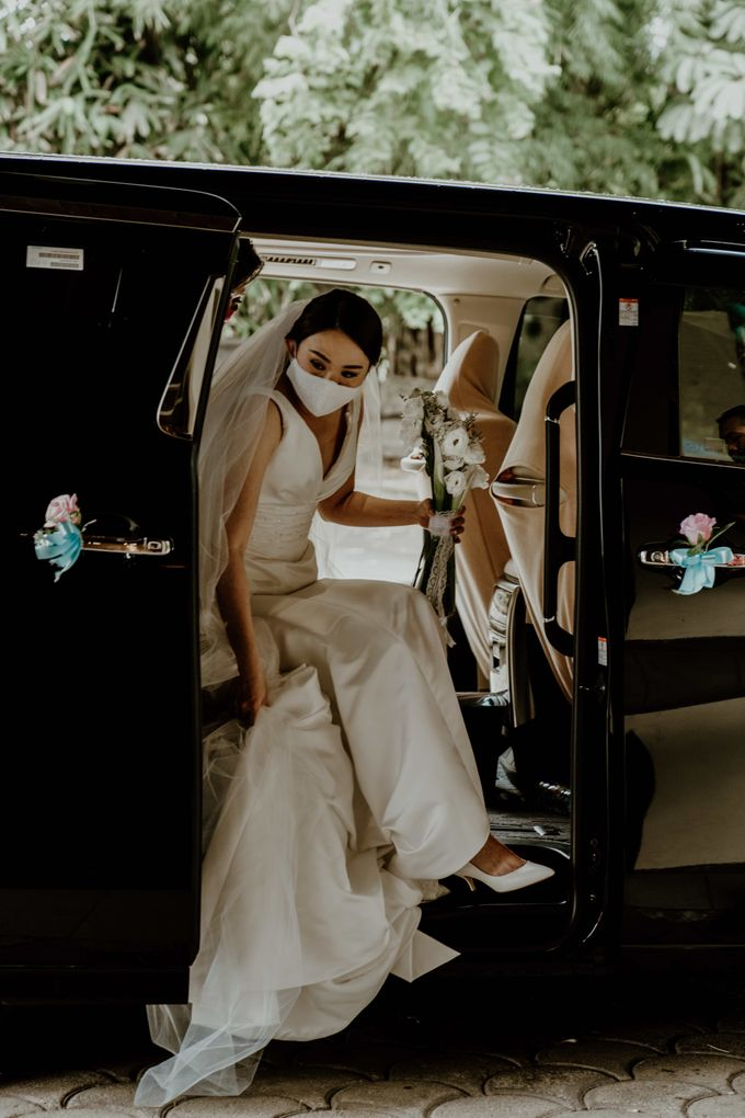 Vera & Dion Wedding Ceremony by AKSA Creative - 009