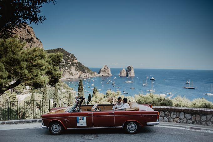 Capri Wedding by Vera Weddings - 022