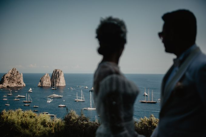 Capri Wedding by Vera Weddings - 023