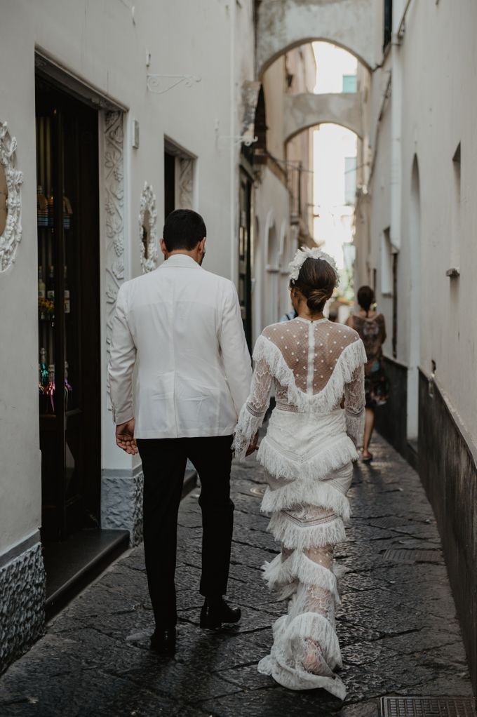 Capri Wedding by Vera Weddings - 027