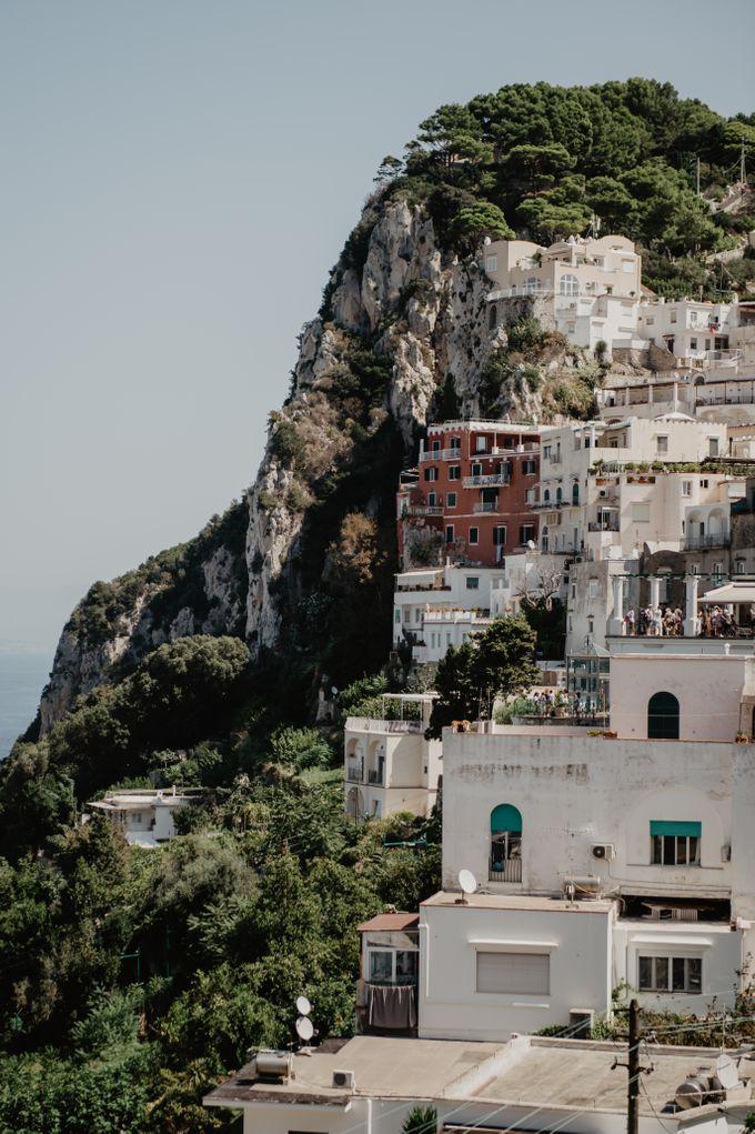 Capri Wedding by Vera Weddings - 001