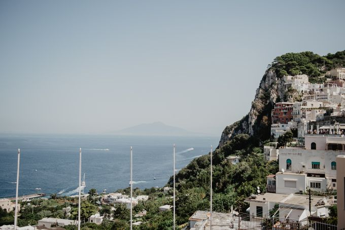 Capri Wedding by Vera Weddings - 002