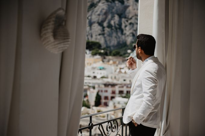 Capri Wedding by Vera Weddings - 007