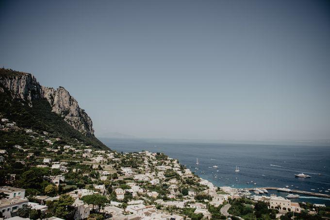 Capri Wedding by Vera Weddings - 004