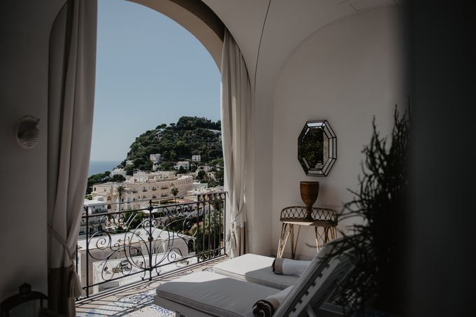 Capri Wedding by Vera Weddings - 005