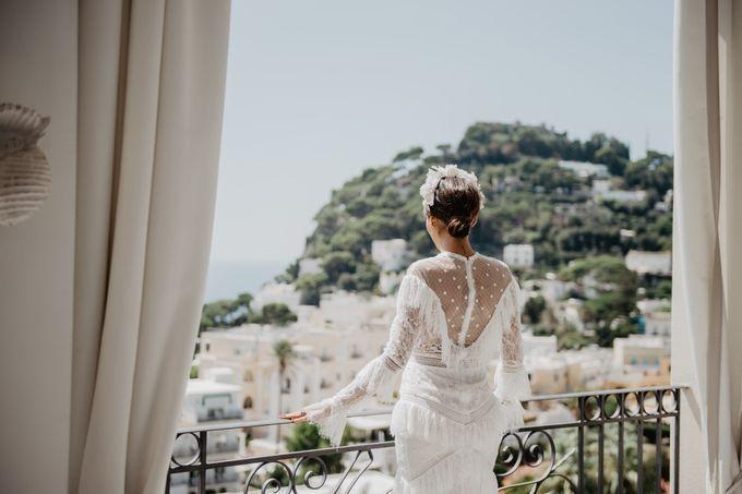 Capri Wedding by Vera Weddings - 012