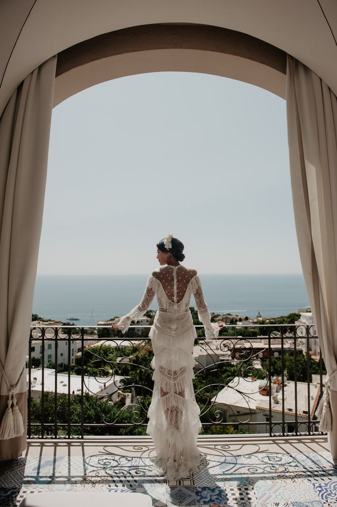 Capri Wedding by Vera Weddings - 013