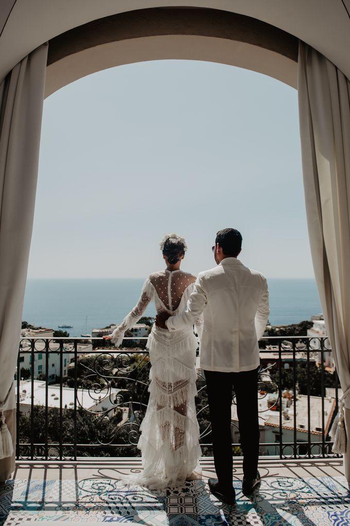 Capri Wedding by Vera Weddings - 014