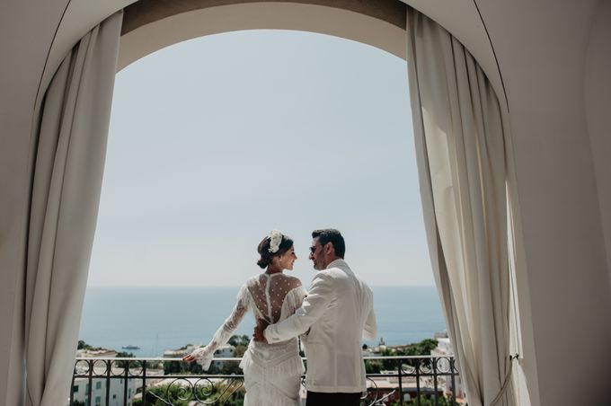 Capri Wedding by Vera Weddings - 015