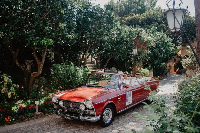 Capri Wedding by Vera Weddings - 017