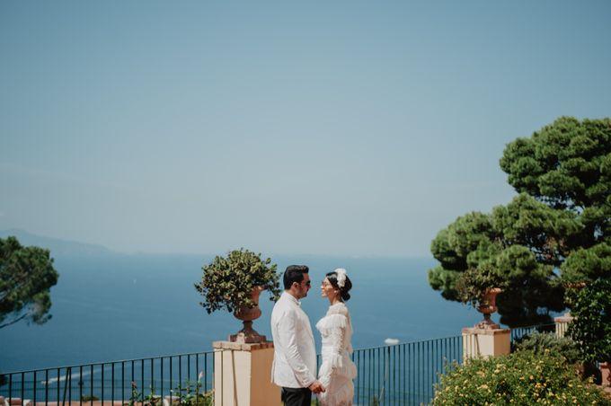 Capri Wedding by Vera Weddings - 018