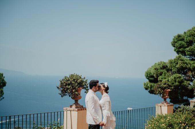 Capri Wedding by Vera Weddings - 019
