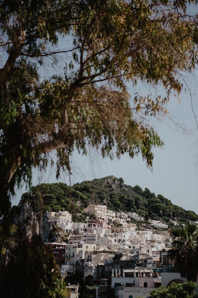 Capri Wedding by Vera Weddings - 028