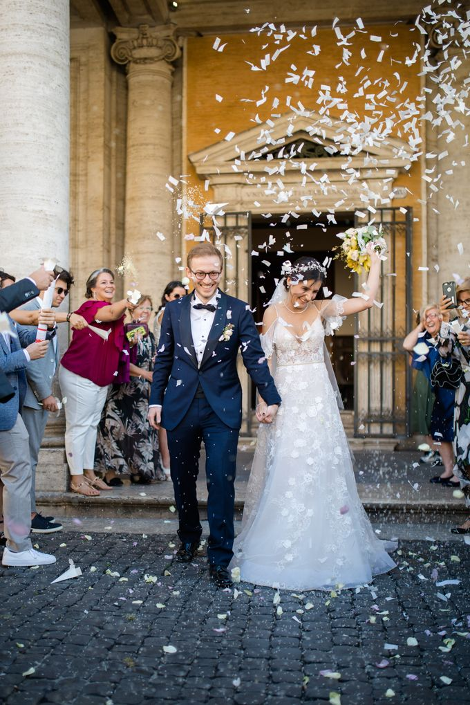 Wedding Ceremony in Villa Giovanelli Fogaccio by Vera Weddings - 020