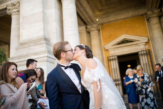 Wedding Ceremony in Villa Giovanelli Fogaccio by Vera Weddings - 021