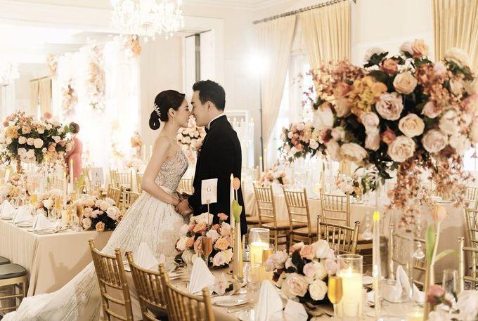 Jin Ho and Vera Wedding by Isabella Wedding Organizer - 004