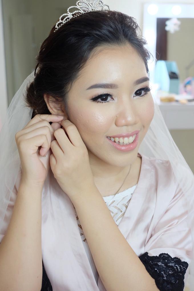 Wedding Sera by Verena Makeup Artist - 002