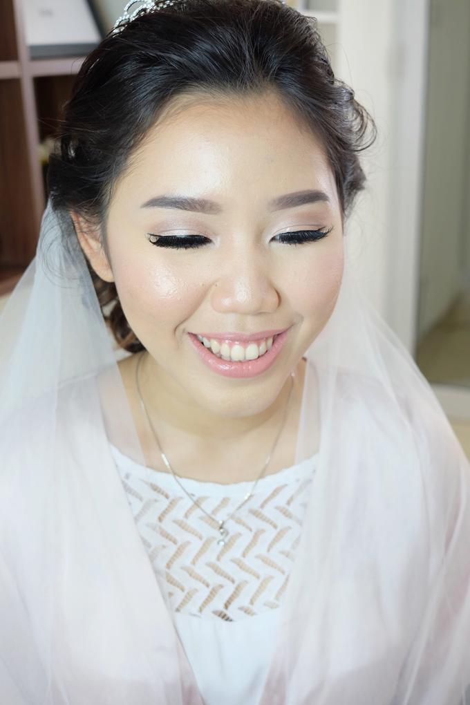 Wedding Sera by Verena Makeup Artist - 001