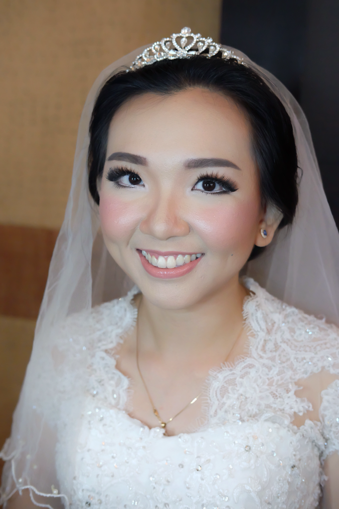 Wedding Angelia by Verena Makeup Artist - 001
