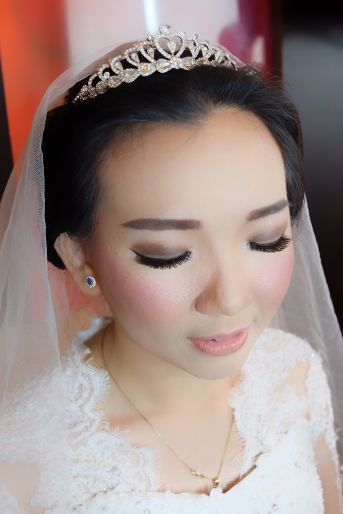 Wedding Angelia by Verena Makeup Artist - 004