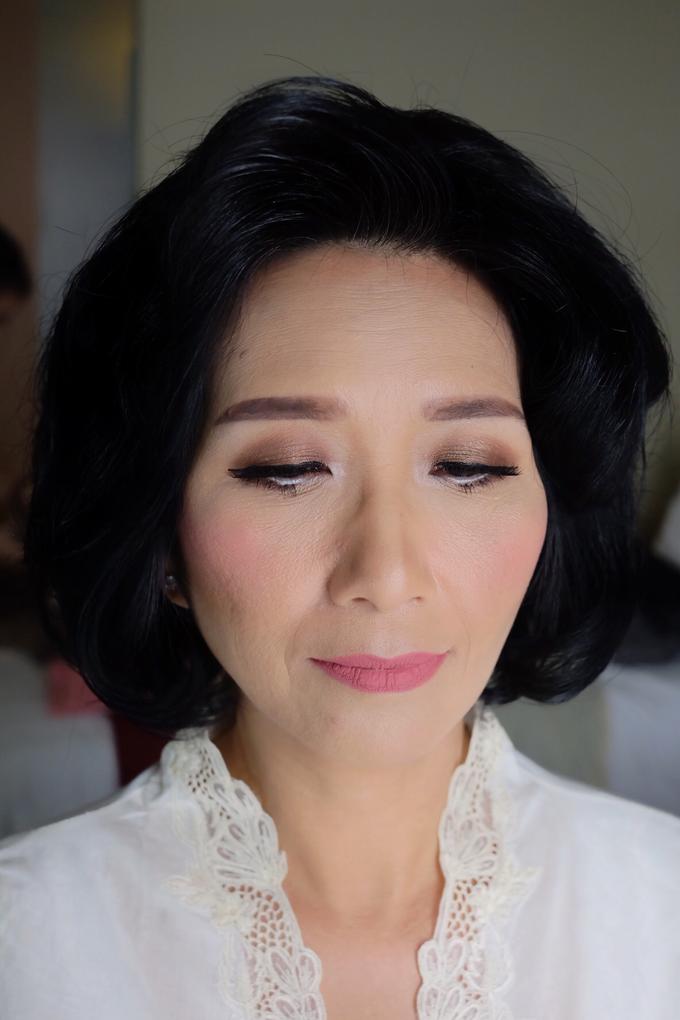 Mom of Bride&Groom by Verena Makeup Artist - 002