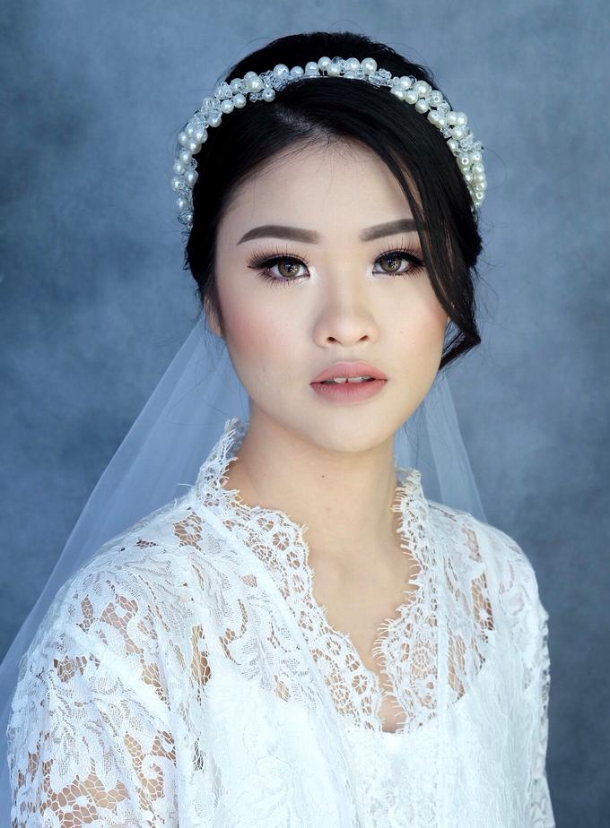 Bride Ms Evelyn by Verena Makeup Artist - 005