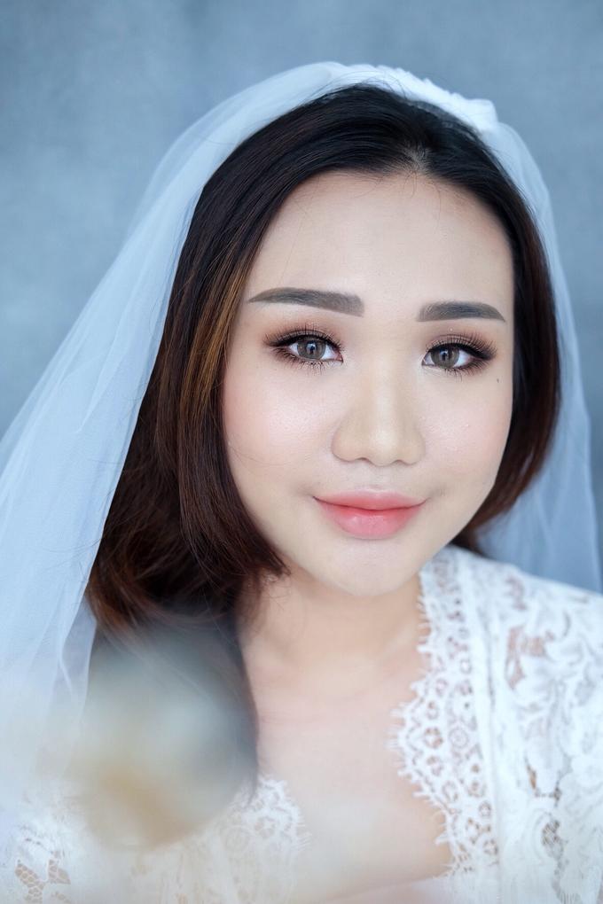 Bride Ms Jeanet by Verena Makeup Artist - 002