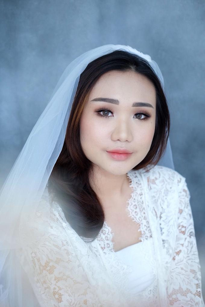 Bride Ms Jeanet by Verena Makeup Artist - 001