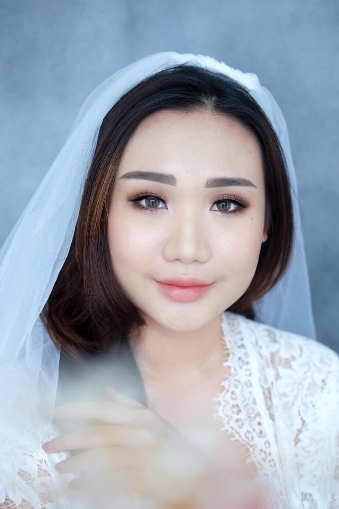 Bride Ms Jeanet by Verena Makeup Artist - 003