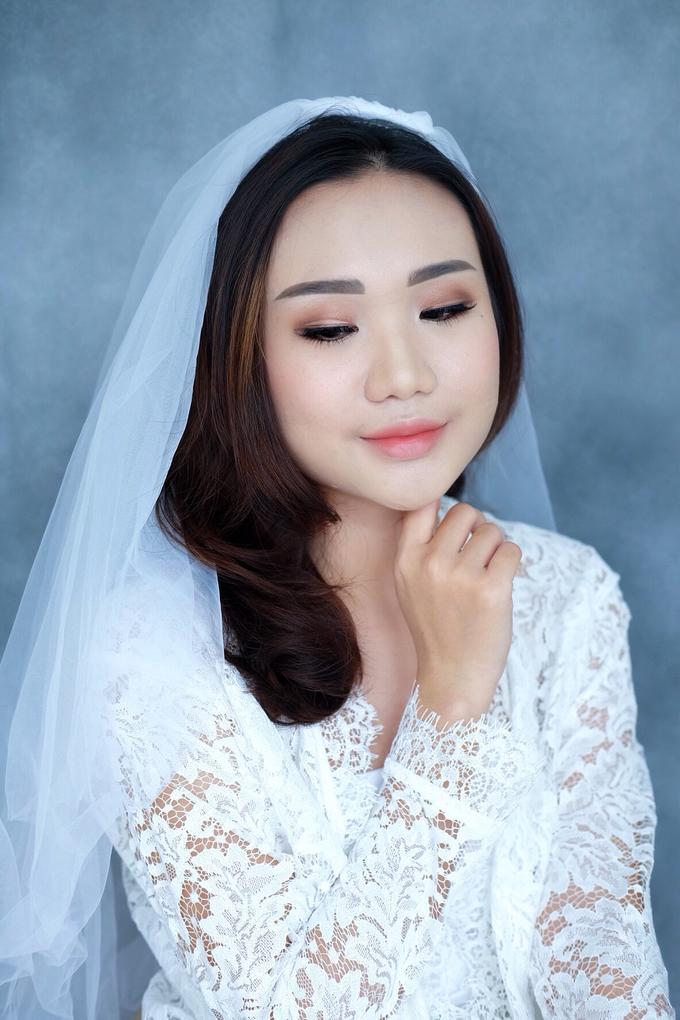 Bride Ms Jeanet by Verena Makeup Artist - 005