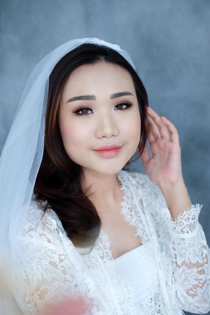 Bride Ms Jeanet by Verena Makeup Artist - 004