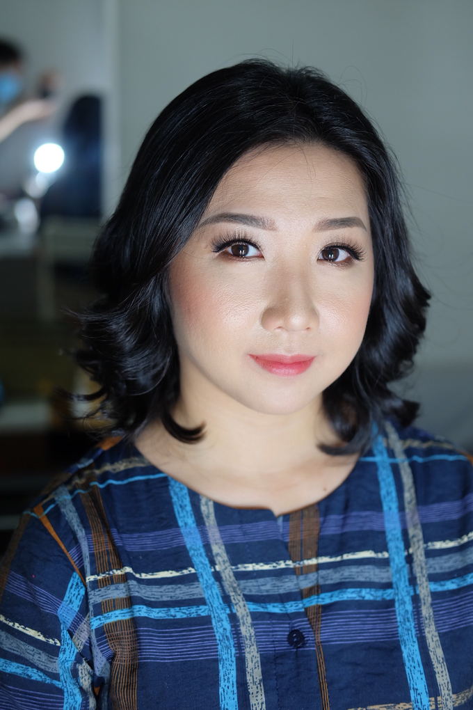 Party Makeup by Verena Makeup Artist - 004