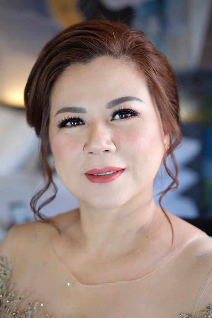 Mom of Groom 27 Mar by Verena Makeup Artist - 001