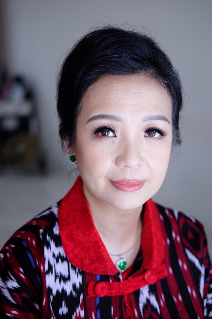 Party Makeup Mature Skin by Verena Makeup Artist - 004