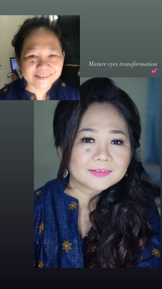 Party Makeup Mature Skin by Verena Makeup Artist - 006