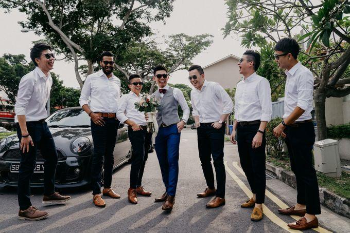 Verleen & Alan Wedding Day by Byben Studio Singapore - 003