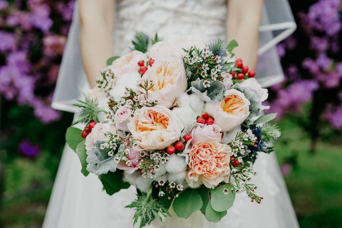 Verleen & Alan Wedding Day by Maison Superb - 004