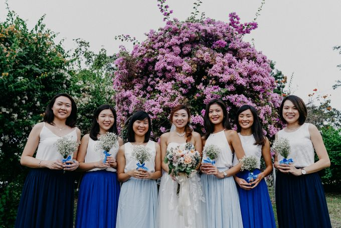 Verleen & Alan Wedding Day by Byben Studio Singapore - 005