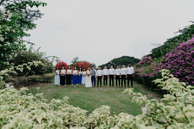Verleen & Alan Wedding Day by Maison Superb - 006