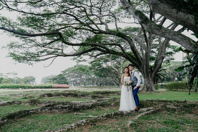 Verleen & Alan Wedding Day by Byben Studio Singapore - 008