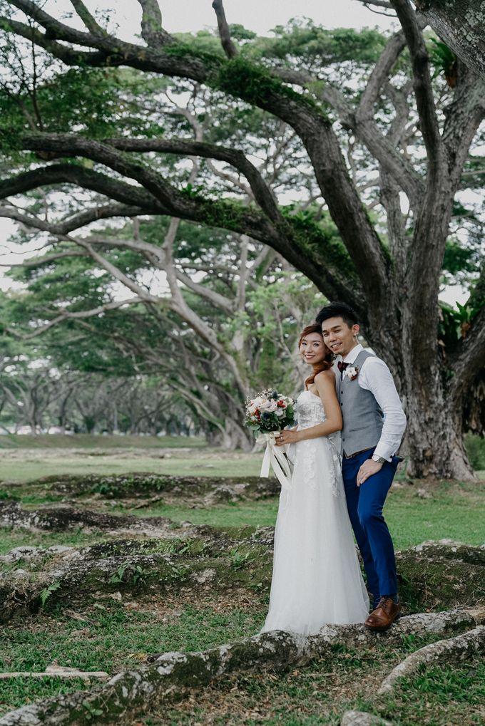 Verleen & Alan Wedding Day by Maison Superb - 009