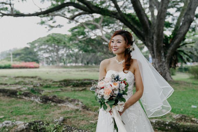 Verleen & Alan Wedding Day by Byben Studio Singapore - 010